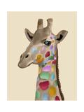 MultiColoured Giraffe