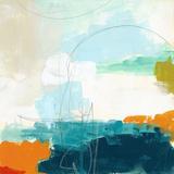 Atmospheric VII Reproduction d'art par June Erica Vess