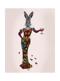 Rabbit Butterfly Dress