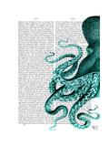 Octopus Green Half