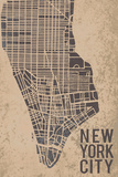 New York Street Map