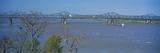 Old Vicksburg Bridge Crossing Ms River in Vicksburg  Ms to Louisiana