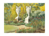 Plein Air Garden V