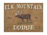 Lodge Sign III