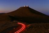 The Cerro Paranal Observatory Sits on a Peak in the Atacama Desert