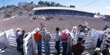 75th Ellensburg Rodeo  Labor Day  Ellensburg  Washington