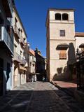 Calle San Agustín Malaga City  Andalucia  Spain