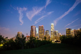Los Angeles as Seen from Vista Hermosa Park