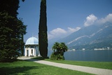 The Villa Melzi on Lake Como in the Italian Lake District