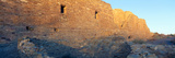 Chaco Canyon Indian Ruins  Sunset  New Mexico