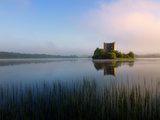 Cloughoughter Castle on Lough Oughter in Cavan  Ireland