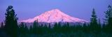 Sunrise at Mount Shasta  California