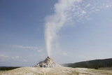 Steamboat Geyser Erupts in Midway Geyser Basin