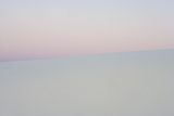 White Dunes at Sunrise in White Sands National Monument