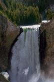 Lower Yellowstone Falls Drops 308 Feet  Almost Twice as Much as Niagara