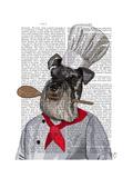 Schnauzer Chef
