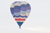 View of a Hot Air Balloon at the White Sands Invitational Balloon Festival