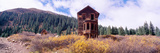Animas Forks Ghost Town  Colorado