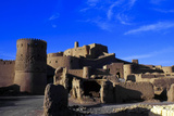 World Heritage Site Bam Fortress  the World's Largest Adobe Structure  Dating to at Least 500 Bc