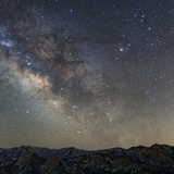 The Milky Way Looks Brightest Towards Sagittarius and Scorpius  Toward the Galactic Center