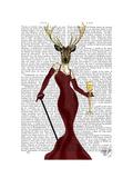 Glamour Deer in Marsala