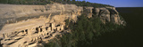 Panoramic View of Cliff Palace Cliff Dwelling Indian Ruin