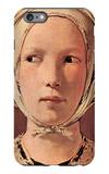 Woman's Head Frontally