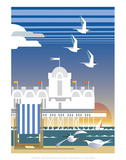 Southsea - Dave Thompson Contemporary Travel Print
