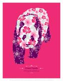 Giant Panda - WWF Contemporary Animals and Wildlife Print