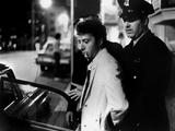 Lenny De De Bobfosse Avec Dustin Hoffman En 1974