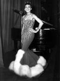 English Singer Shirley Bassey C 1957
