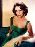 American Actress Elizabeth Taylor C 1959