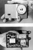 Miniature Radio Set in 1957