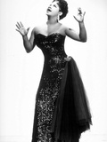 Jazz  Rhythm and Blues and Gospel Singer Ruth Brown Here C 1958