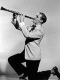 Jazz Musician Benny Goodman (1909-1986) c 1945