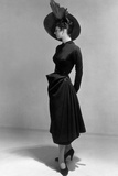 Dress by Christian Dior  1948 (New Look Style)