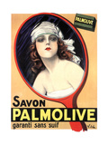 Advertisement for Palmolive Soap by Emilio Vila  1926