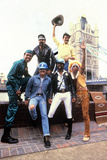 Les Village People in London on August 1St  1980