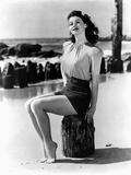 Actress Ava Gardner C 1948