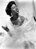 Sarah Vaughan (1924-1990) American Jazz Singer and Pianist C 1945