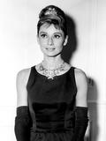 Diamants Sur Canape Breakfast at Tiffany's De Blakeedwards Avec Audrey Hepburn 1961 (Robe Givenchy)