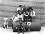 Series the Little Rascals/Our Gang Comedies  Late 1920S