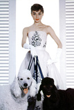 Sabrina De Billywilder Avec Audrey Hepburn (Robe Bustier Givenchy)  1954