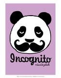 Incognito - David & Goliath Print