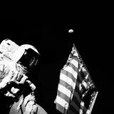 Geologist-Astronaut Harrison Schmitt  Apollo 17 Lunar Module Pilot