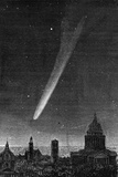 The Great Comet Seen in Paris October 17  1882