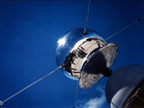 Vanguard Satellite SLV-2 Is Being Checked Out at Cape Canaveral  Florida