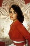 Elizabeth Taylor (Born Elizabeth Rosemond Taylor  1932 - 2011)  British-Born American Actress