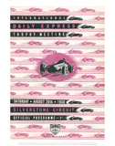 Silverstone Circuit - Silverstone Vintage Print