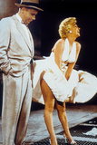 The Seven Year Itch by Billy Wilder with Tom Ewell  Marilyn Monroe  1955